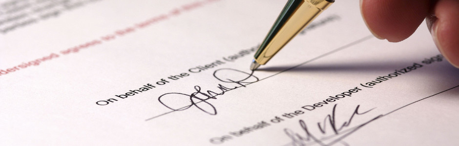 Mangguo - podpis smlouvy